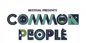 Bestival common people logo